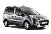 Peugot Partner 5 seater [Automatic]